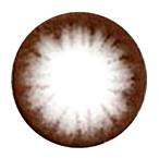 Dolly Eye Circle Brown ulzzang circle lenses