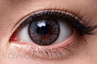 Big dolly eyes with Geo WHC245 grey circle lenses