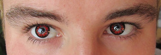 Twilight Breaking Dawn colored contact lenses