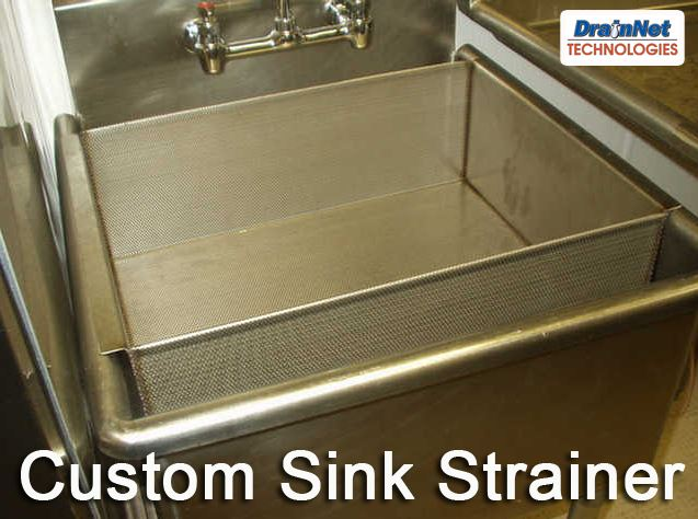 custom kitchen sinks stainless steel stainless steel strainers for restaurants and 8541