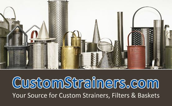 Custom Strainers