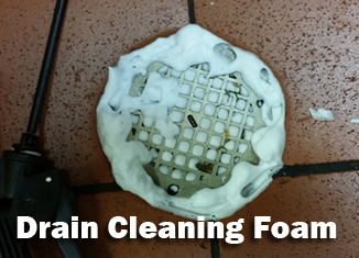 Drain Cleaning Foam