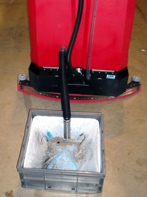 Where To Dump A Floor Scrubber Drain Net Technologies