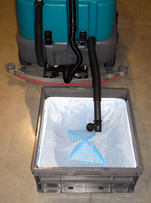 Where To Dump A Floor Scrubber Drain Net Technologies