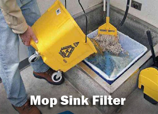 Mop Sink Filter