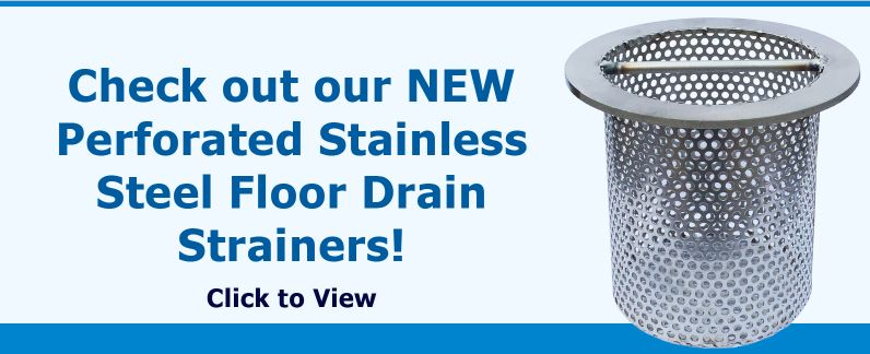 Stainless Steel Floor Drain Strainer - MESH - (Choose size) - Drain ...