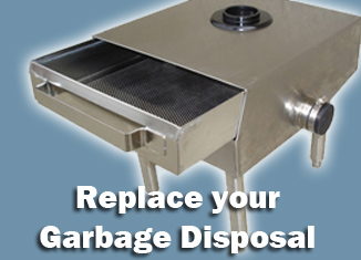 Replace your garbage disposal