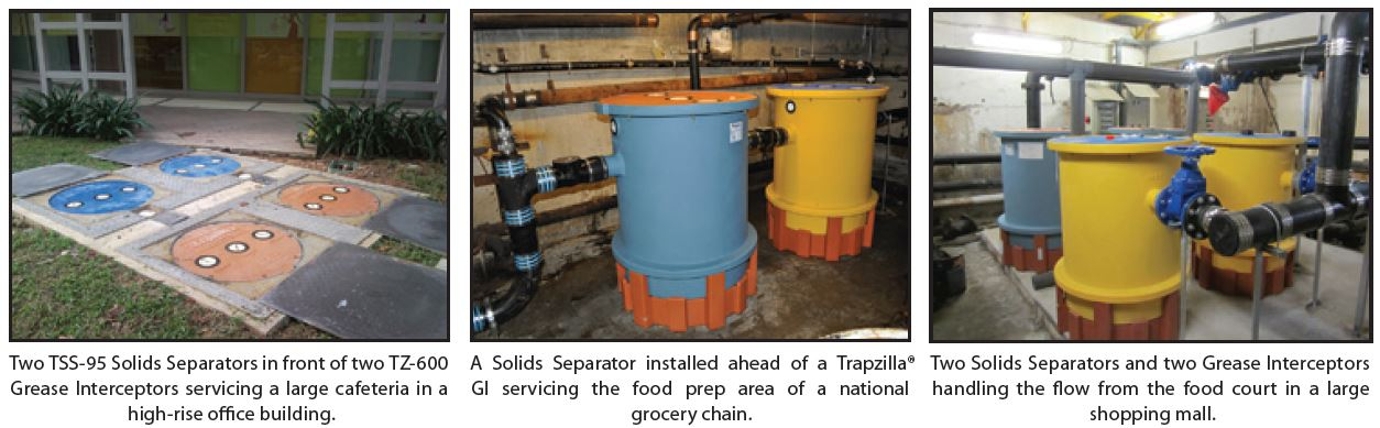 Solid Separator and GI
