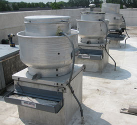 rooftop grease solution