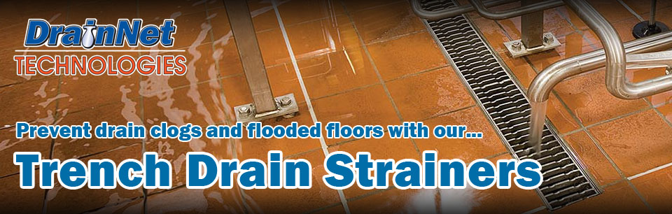Drain clogs in Trench Drains, Trough Drains, and Channel Drains ...