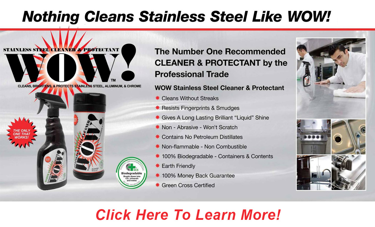 wow-stainless steel