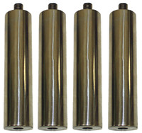 "GDR-A6 6"" Leg Extensions (set of 4)"