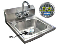 Sink Ball DEFENDER (3-pack)