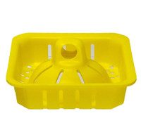 7 inch Domed Safety Basket