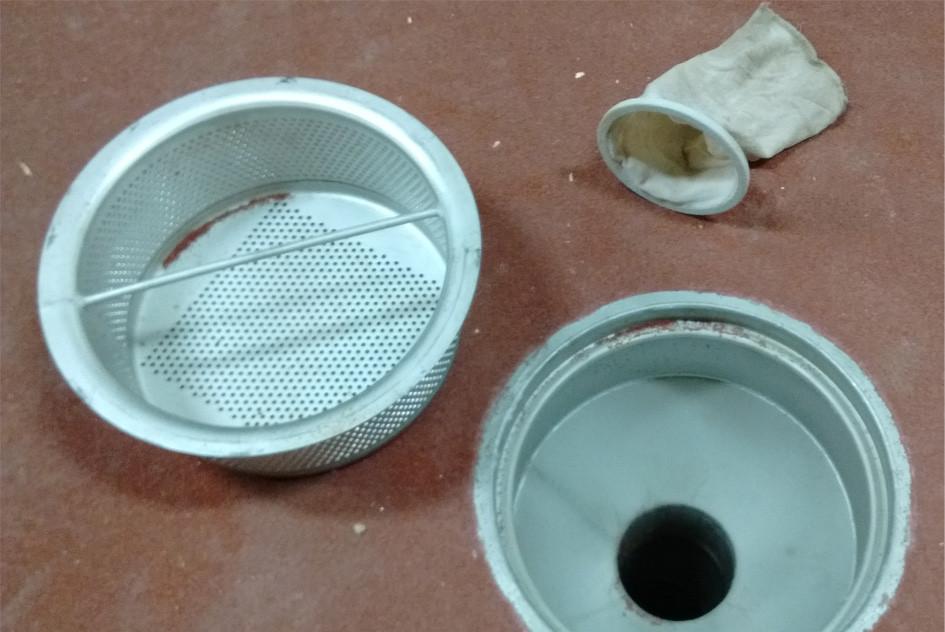 Custom Drain Strainers For Restaurants Amp Commercial Kitchens