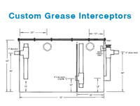 Custom Grease Interceptors
