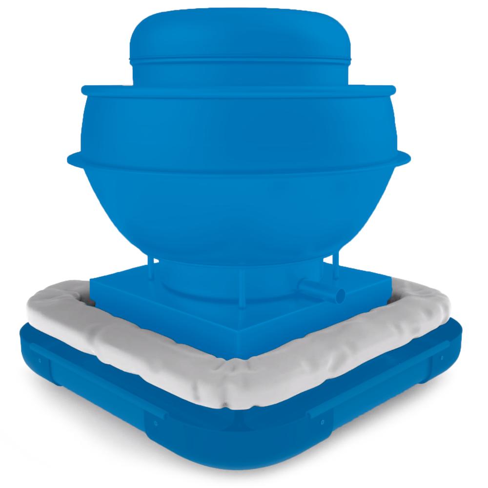 Grease Gutter High Capacity Filter Insert Drain Net Technologies