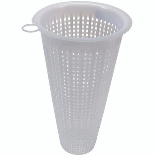 Commercial 4 In Plastic Cone Drain Strainer
