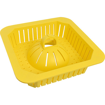 9 Inch Domed Floor Sink Drain Basket 102 1202