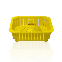 Domed Floor Sink Basket - 10""