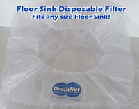Floor Sink Disposable Filter