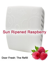 Door Fresh Fragrance Insert - 12 pack - Sun Ripened Raspberry