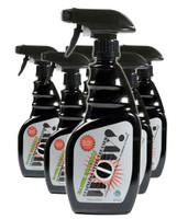WOW! Stainless Steel Cleaner 16 oz Spray Bottle (6 Bottles)