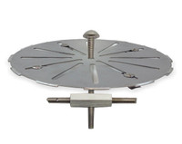 Universal Floor Drain Cover with Lock