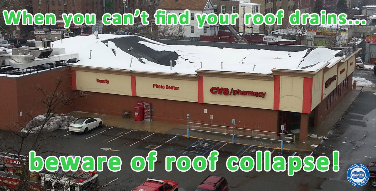 rooftop collapse due to snow