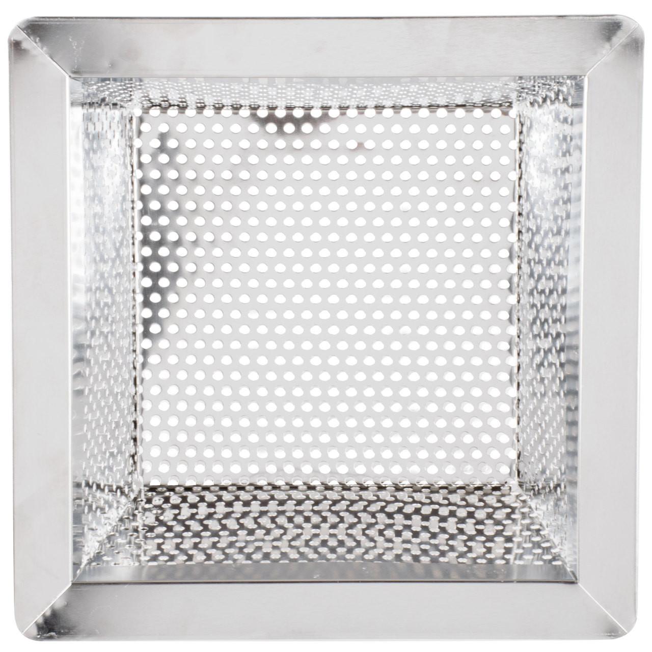 10 Inch X 10 Inch Stainless Steel Strainer Basket 5