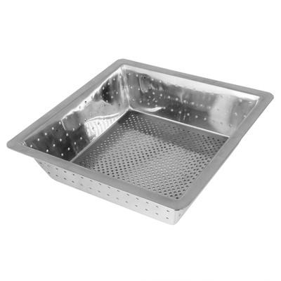 Stainless Steel Floor Sink Basket 10 Quot X 10 Quot X 3 Quot Drain