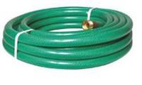 25' long green drainage hose