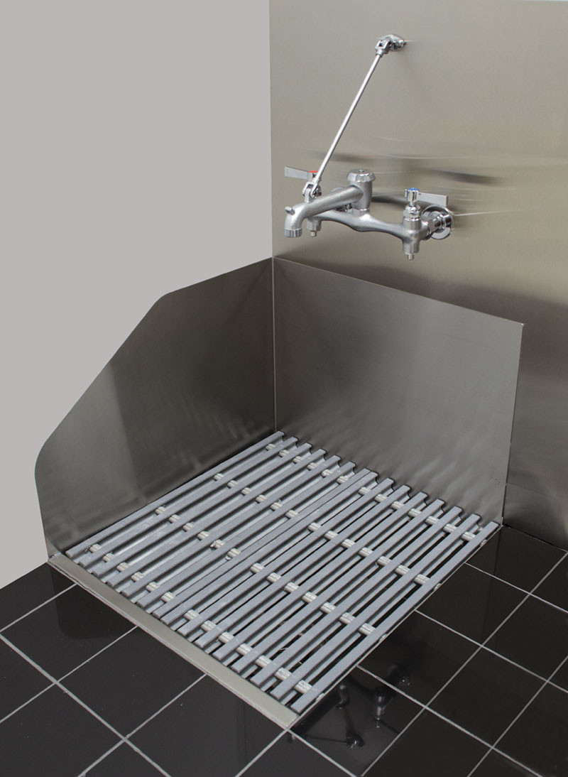 Flush Mount Mop Sink Drain Net Technologies