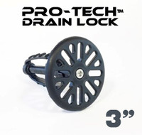 "Pro-Tech™ Drain Lock for 3"" Pipe"