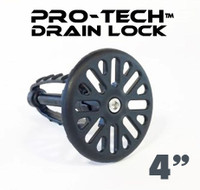 "Pro-Tech™ Drain Lock for 4"" Pipe"