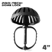 "Pro-Tech™ Dome Lock for 4"" Pipe"