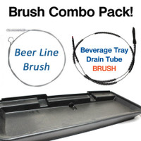 Brush Combo Pack - For Soda & Beer Drain Lines