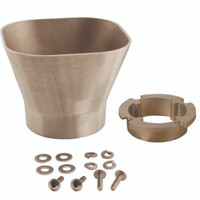The Franklin Drain Funnel Funnel Assembly 102-1164 - For Air gap Plumbing