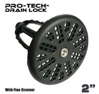 """Pro-Tech™ Drain Lock with Fine Strainer - 2"""""""