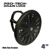 """Pro-Tech™ Drain Lock with Fine Strainer - 4"""""""