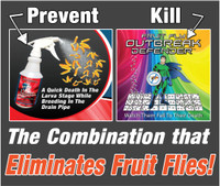 Fruit Fly Elimination Combo Pack (Save 10%)
