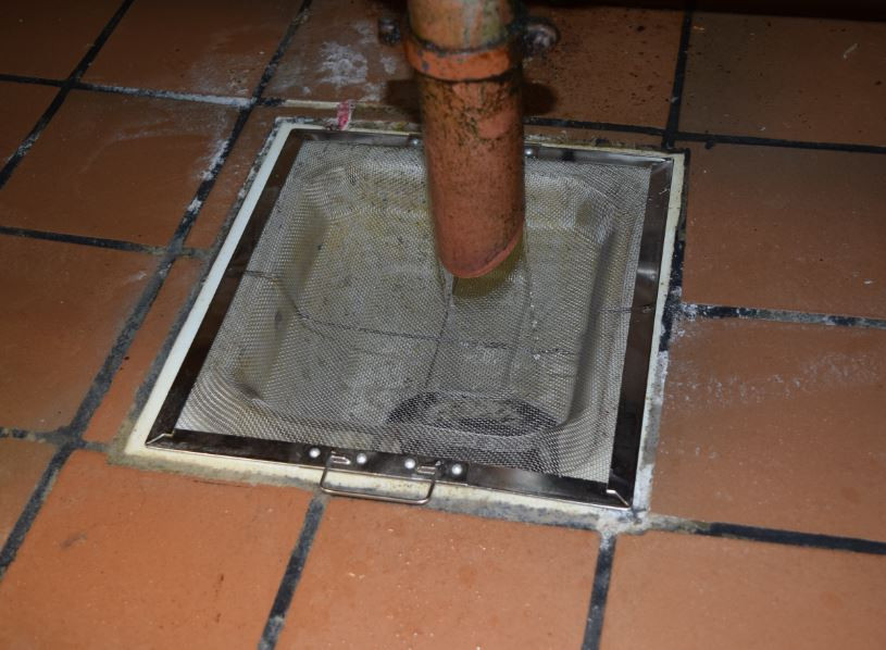 11 Quot Square Fine Mesh Floor Drain Basket Drain Net