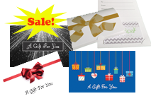 Gift Card Holders On Sale