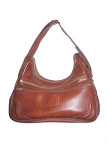 Vintage Sears Vinyl Zipper Compartment Multi-functional Carryon Luggage Large Retro Hippie Boho Tote Handbag