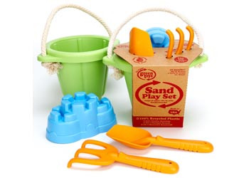 Green Toys Sand Play Set Boxed