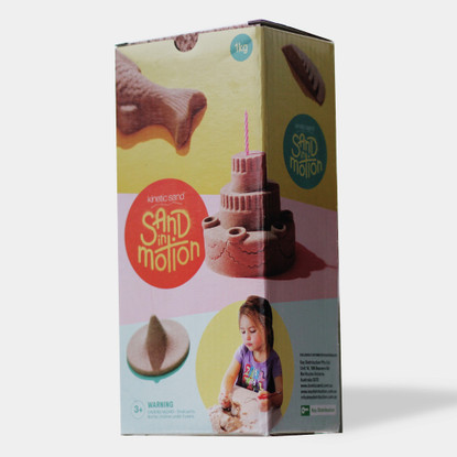 Sand in Motion 1 kg box