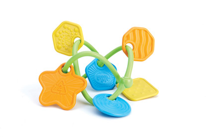Green Toys - Twist Teether Kiozwi.com.au
