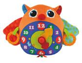 Day N Night Owl Clock