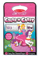 On the Go - Colour N Carry - Fairy Tale