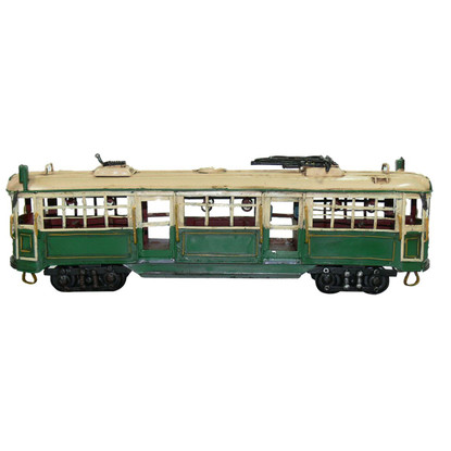 MELB W CLASS TRAM WITH DETAILED INTERIOR 30CM